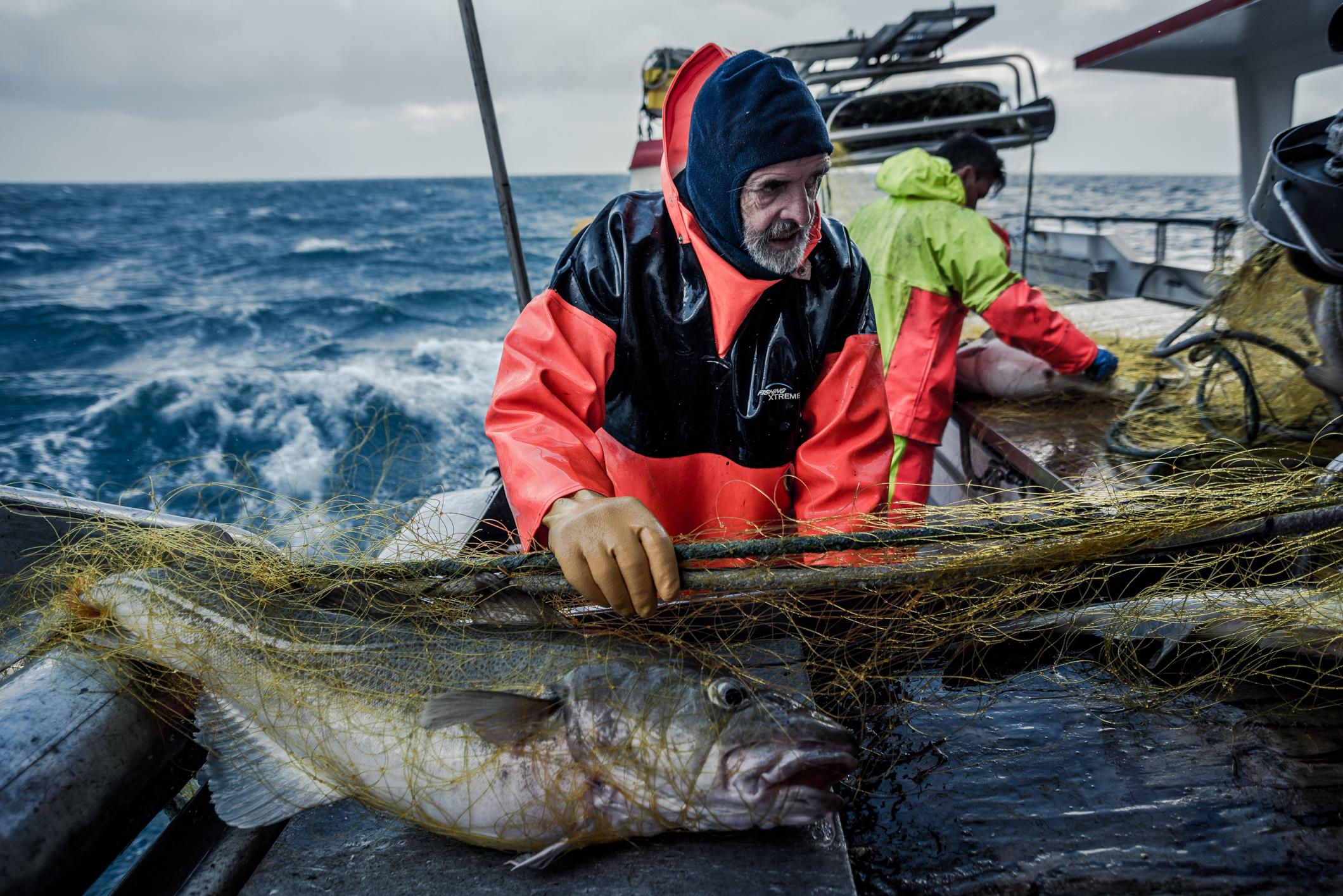 какое место занимает рыбак